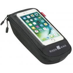 Housse téléphone KLICKFIX support PhoneBag Plus M 9x16 noir