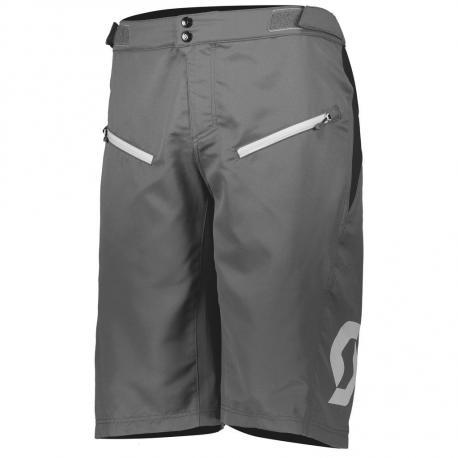 Short avec cuissard amovible SCOTT vtt Trail Vertic noir