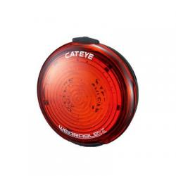 Feu arrière CATEYE usb rouge de sécurité Wearable-X SL-WA100