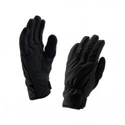 Gants longs SEALSKINZ hiver Brecon noir