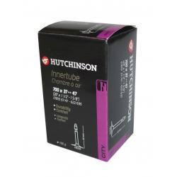 Chambre à air HUTCHINSON vtt Standart Butyl noir