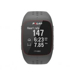 GPS montre POLAR M430 HR gris anthracite