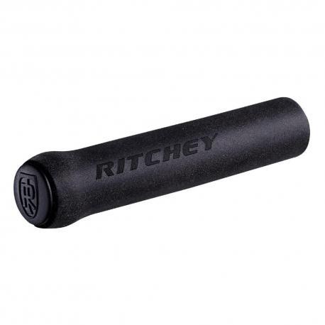 Poignées de guidon RITCHEY silicone vtt WCS EverGrip 32 noires
