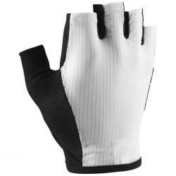 Gants courts SCOTT Aspect Sport Gel blanc décor noir