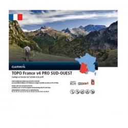 Cartographie GARMIN vtt Topo V4 Pro