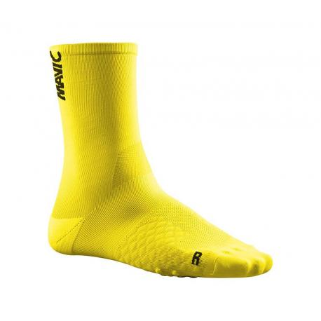 Chaussettes MAVIC Comète jaune