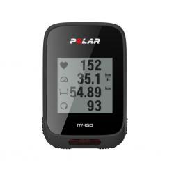 Compteur GPS vélo POLAR M460 HR - noir carbone