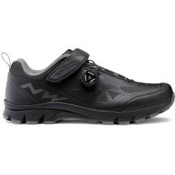 Chaussures vtt - NORTHWAVE Corsair - Noir décor gris
