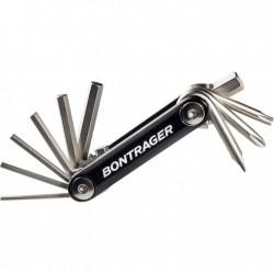 Outil BONTRAGER multi-outil Couteau Suisse Noir 9 fonctions