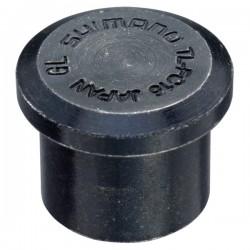 Interface cylindrique SHIMANO acier épaulée TL-FC15 D int 13mm