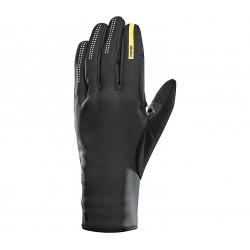 Gants longs MAVIC hiver Essential Thermo noir