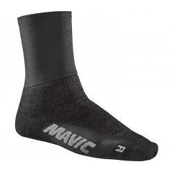 Chaussettes MAVIC hiver Essential Thermo + noir