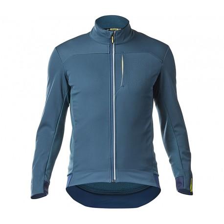 Veste thermique MAVIC hiver Essential So bleu pétrole
