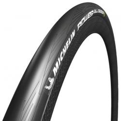 Pneu 700 MICHELIN route Power All Season Protek+ noir flancs noirs