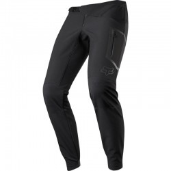 Pantalon coupe-vent FOX vtt Defend Fire noir