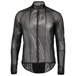 Veste coupe-vent SCOTT RC Weather Reflect gris transparent
