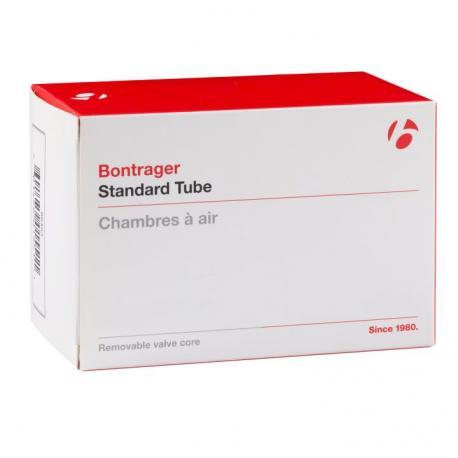 Chambre à air BONTRAGER vtt Standart 27.5 650B butyl noire