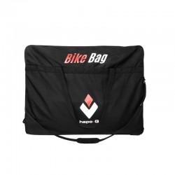 Housse de transport vélo HAPO-G rembourrée Bike Bag polyester noir