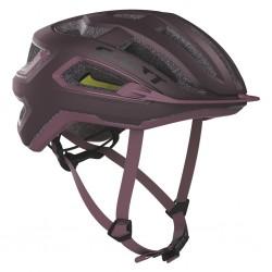 Casque SCOTT route Arx Plus violet foncé