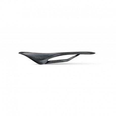 Selle ITALIA route SLR C59 SuperFlow S3 130 noir carbon décor gris