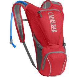 Sac hydratation CAMELBAK route ou vtt Rogue rouge décor gris
