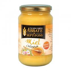 Miel ABBAYE7FONS Crèmeux de France