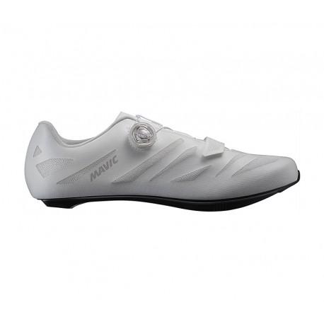 Chaussures MAVIC route Cosmic Elite SL blanc