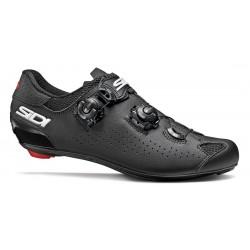 Chaussures SIDI route Genius 10 noir mat