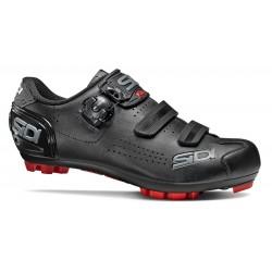 Chaussures SIDI vtt Trace 2 noir mat décor gris