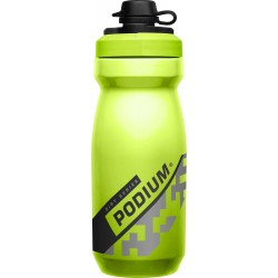 Bidon CAMELBAK Dirt Series Podium 0.6 Litre vert lime décor gris