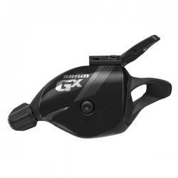 Manette de dérailleur SRAM vtt gauche 2v Trigger GX noire