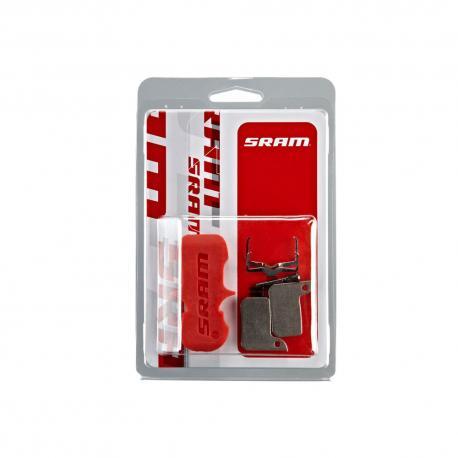 Plaquettes de frein SRAM support alu Road / vtt Level Ultimate
