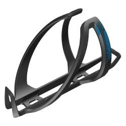 Porte-bidon SYNCROS nylon route vtt Coupe Cage 2.0 noir décor bleu océan