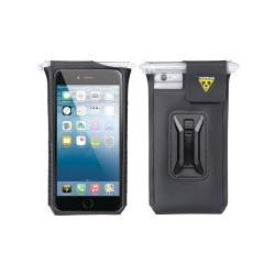 Etui téléphone TOPEAK support 6.9 pouces DryBag iPhone Plus 6/6s/7/8 étanche noir