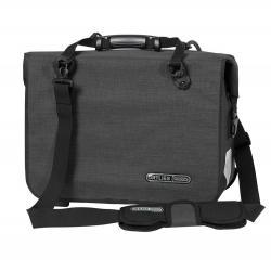 Sacoche ORTLIEB arrière latérale Office Bag QL3.1 F70727 granite noir