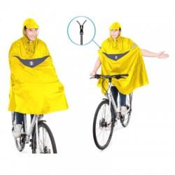 Poncho impermèable HOCK nylon SuperPraktiko jaune