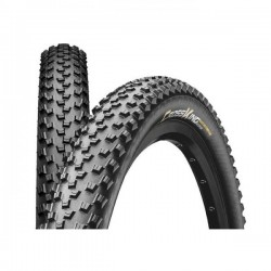 Pneu 29p CONTINENTAL vtt X-King Protection 29 Tubeless Ready noir flancs noirs