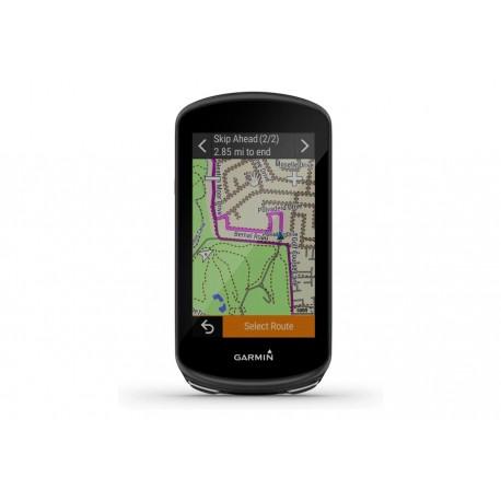 GPS vélo GARMIN compteur Edge 1030 Plus noir