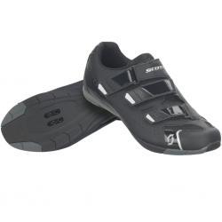 Chaussures SCOTT cyclo Road Tour noir mat décor verni