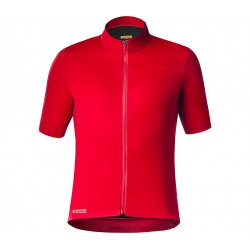 Maillot coupe-vent MAVIC Mistral rouge