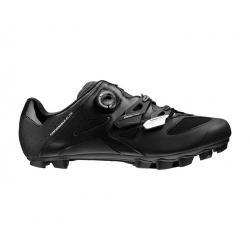 Chaussures MAVIC vtt Crossmax Elite noir mat décor blanc
