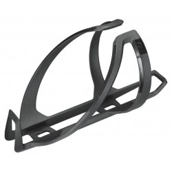 Porte-bidon SYNCROS composite carbon route vtt Coupe 1.0 noir mat décor noir