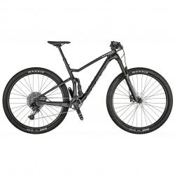 Vélo VTT 29p alu - SCOTT 2021 Spark 940 - Noir décor blanc