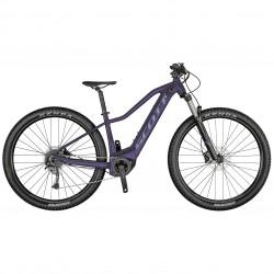 Vélo électrique VTT femme 29p alu - SCOTT 2021 Contessa Active eRide 930 500 - Violet décor gris