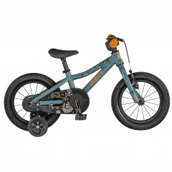 Vélo enfant 2 à 5 ans, garçon, alu, SCOTT 2021 VTT Roxter 14