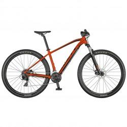 Vélo VTT 27.5 alu SCOTT 2021 Aspect 760 rouge décor noir