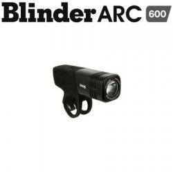 Eclairage avant KNOG rechargeable Blinder ARC 640 noir