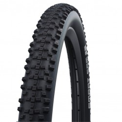 Pneu 26p SCHWALBE vtt Smart Sam Performance noir flancs noirs