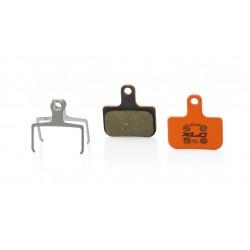 Plaquettes de frein XLC SRAM support acier BP-O31 orange DB1/3/5
