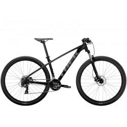 Vélo VTT 27.5p alu - TREK 2021 Marlin 5 - Noir Décor gris anthracite : 100mm